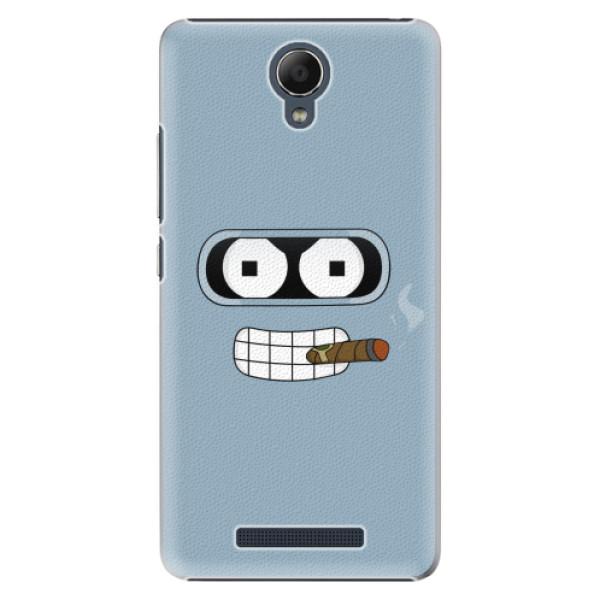 Plastové pouzdro iSaprio - Bender - Xiaomi Redmi Note 2