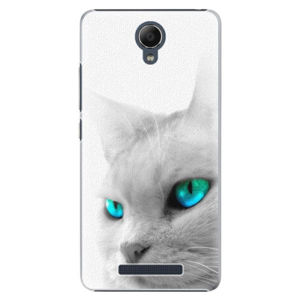 Plastové pouzdro iSaprio - Cats Eyes - Xiaomi Redmi Note 2