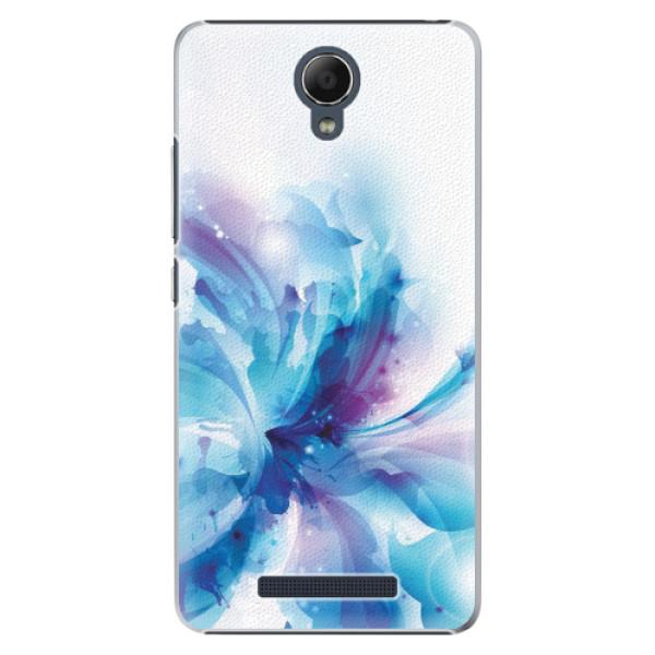Plastové pouzdro iSaprio - Abstract Flower - Xiaomi Redmi Note 2