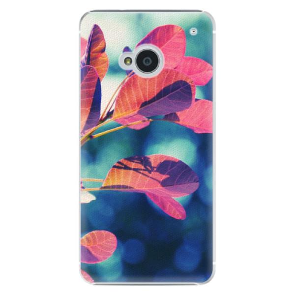 Plastové pouzdro iSaprio - Autumn 01 - HTC One M7