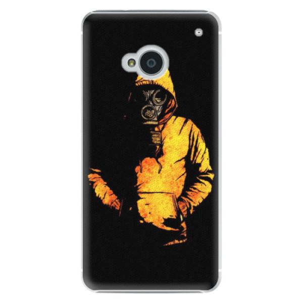 Plastové pouzdro iSaprio - Chemical - HTC One M7