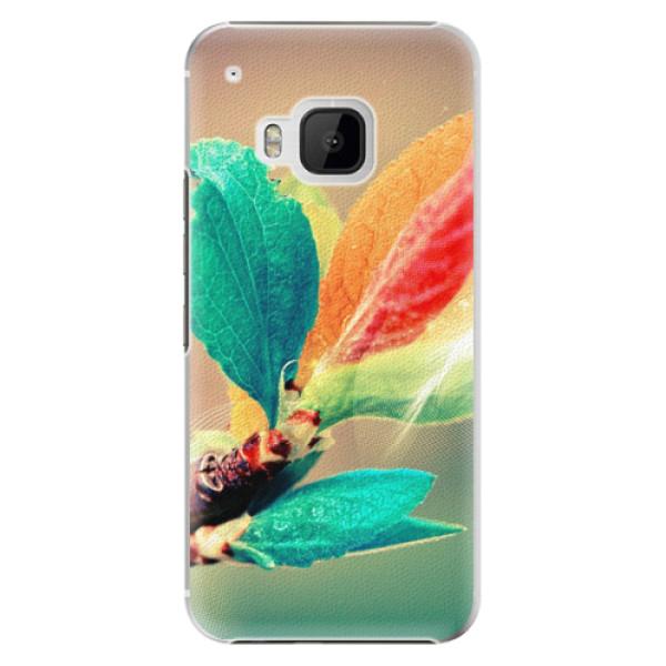 Plastové pouzdro iSaprio - Autumn 02 - HTC One M9
