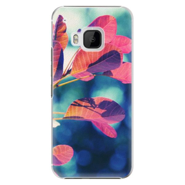 Plastové pouzdro iSaprio - Autumn 01 - HTC One M9