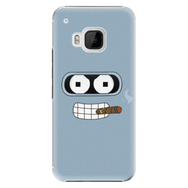 Plastové pouzdro iSaprio - Bender - HTC One M9