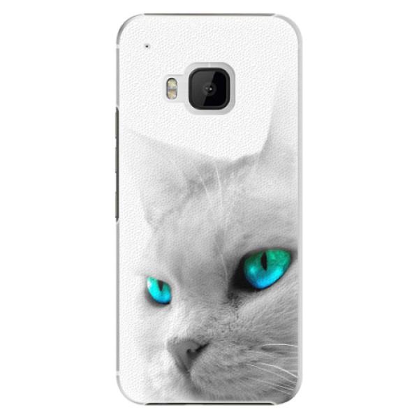 Plastové pouzdro iSaprio - Cats Eyes - HTC One M9