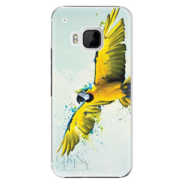 Plastové pouzdro iSaprio - Born to Fly - HTC One M9