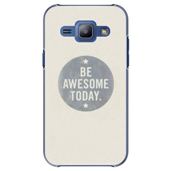 Plastové pouzdro iSaprio - Awesome 02 - Samsung Galaxy J1