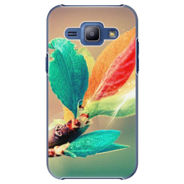 Plastové pouzdro iSaprio - Autumn 02 - Samsung Galaxy J1