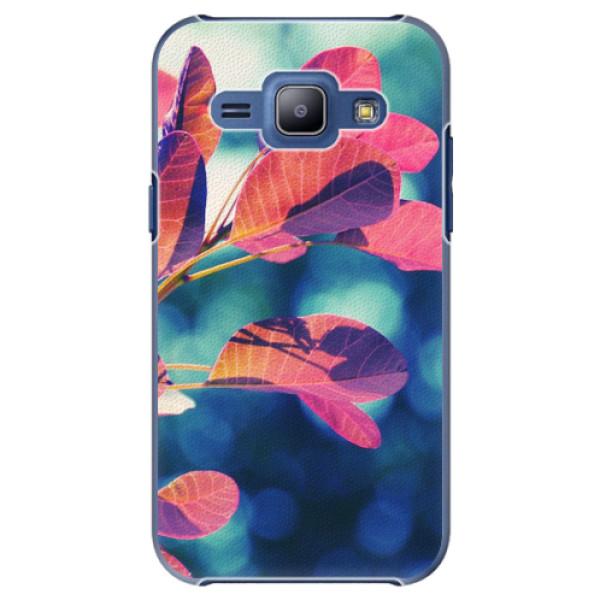 Plastové pouzdro iSaprio - Autumn 01 - Samsung Galaxy J1