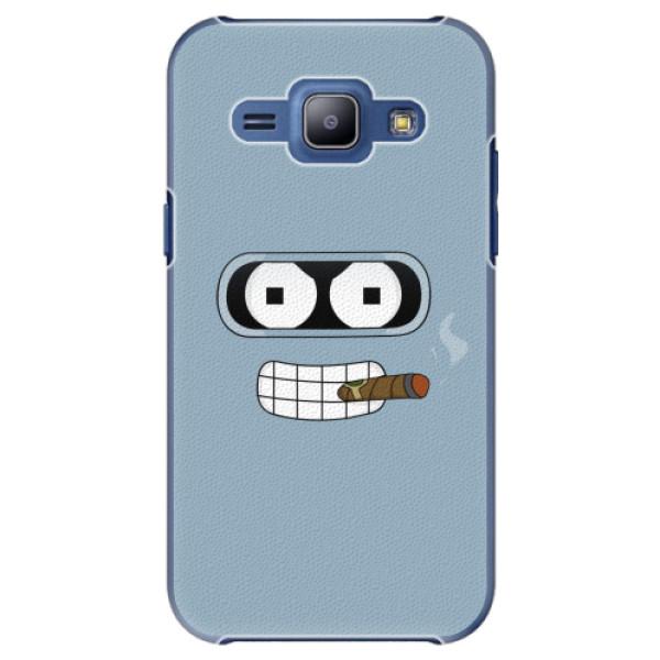 Plastové pouzdro iSaprio - Bender - Samsung Galaxy J1