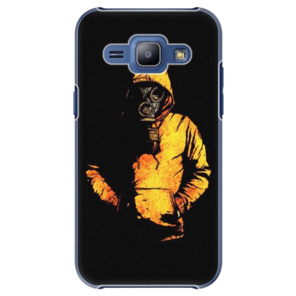 Plastové pouzdro iSaprio - Chemical - Samsung Galaxy J1