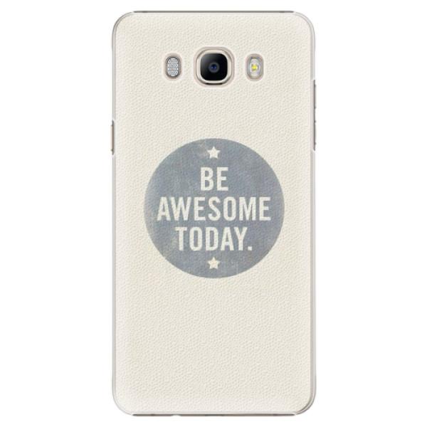 Plastové pouzdro iSaprio - Awesome 02 - Samsung Galaxy J7 2016