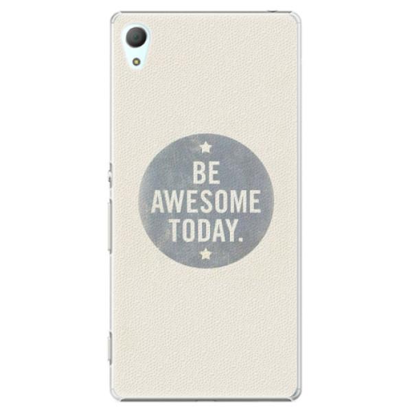 Plastové pouzdro iSaprio - Awesome 02 - Sony Xperia Z3+ / Z4