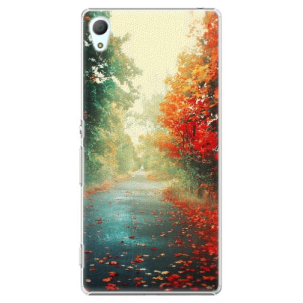 Plastové pouzdro iSaprio - Autumn 03 - Sony Xperia Z3+ / Z4