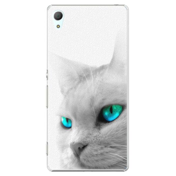 Plastové pouzdro iSaprio - Cats Eyes - Sony Xperia Z3+ / Z4