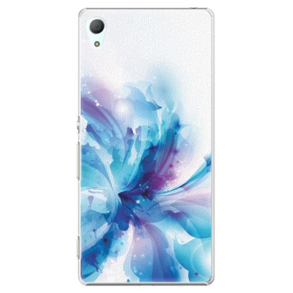 Plastové pouzdro iSaprio - Abstract Flower - Sony Xperia Z3+ / Z4