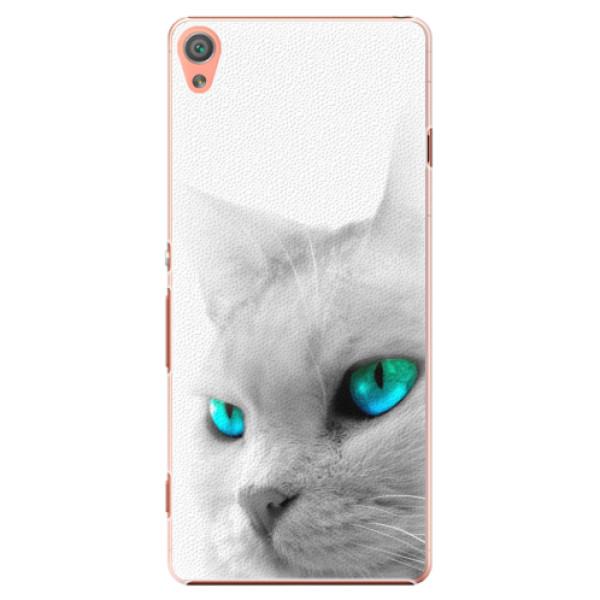 Plastové pouzdro iSaprio - Cats Eyes - Sony Xperia XA