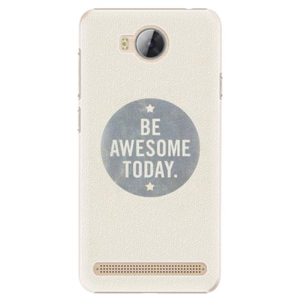 Plastové pouzdro iSaprio - Awesome 02 - Huawei Y3 II