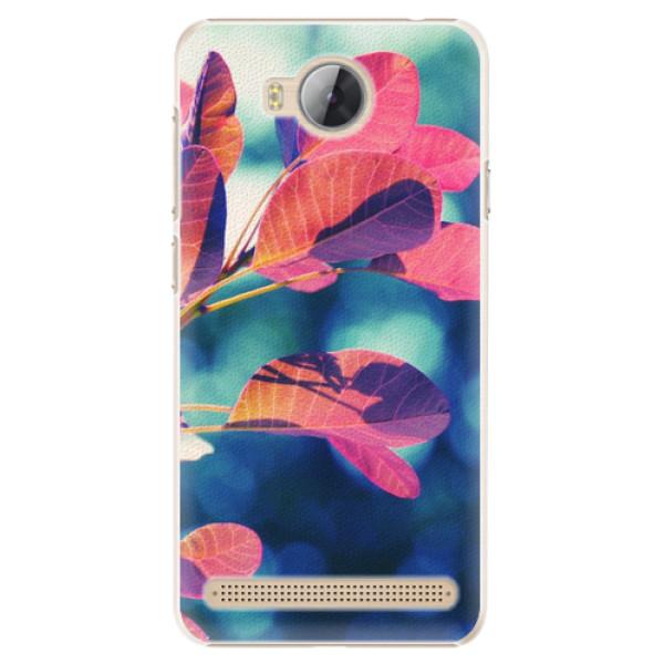 Plastové pouzdro iSaprio - Autumn 01 - Huawei Y3 II