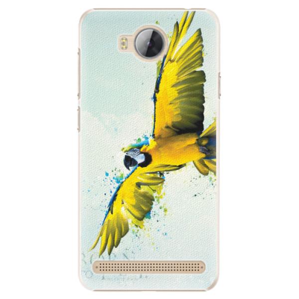Plastové pouzdro iSaprio - Born to Fly - Huawei Y3 II