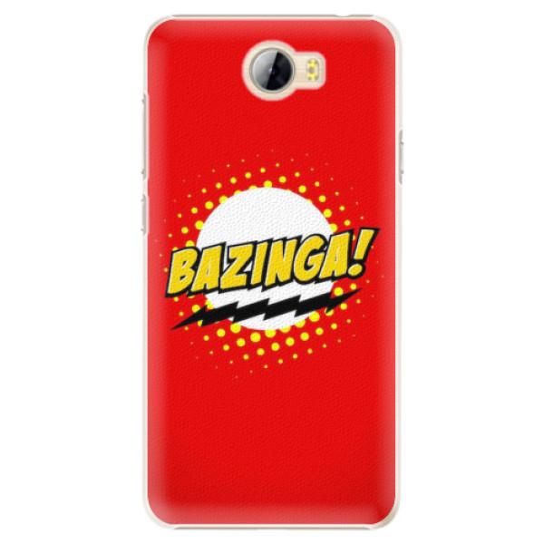 Plastové pouzdro iSaprio - Bazinga 01 - Huawei Y5 II / Y6 II Compact