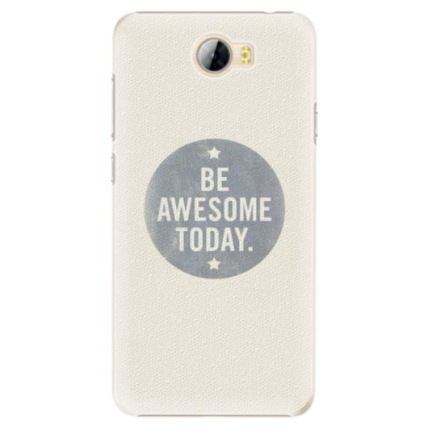 Plastové pouzdro iSaprio - Awesome 02 - Huawei Y5 II / Y6 II Compact