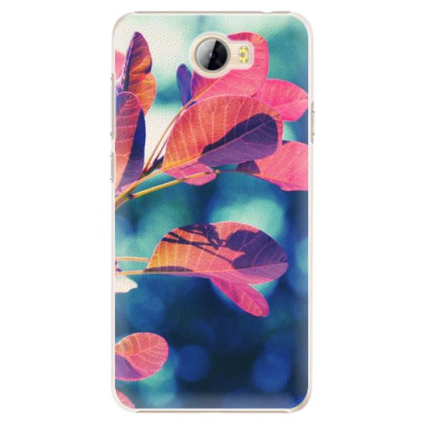 Plastové pouzdro iSaprio - Autumn 01 - Huawei Y5 II / Y6 II Compact