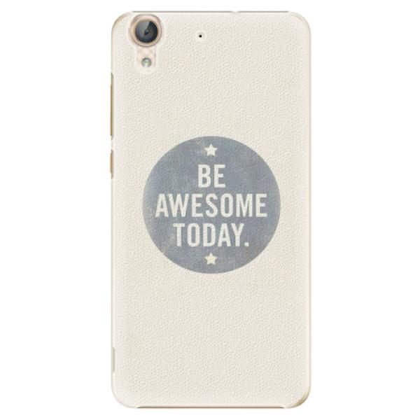 Plastové pouzdro iSaprio - Awesome 02 - Huawei Y6 II
