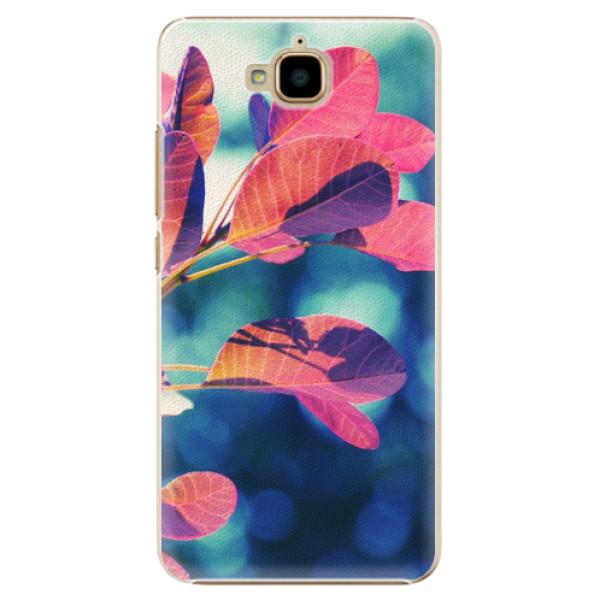 Plastové pouzdro iSaprio - Autumn 01 - Huawei Y6 Pro