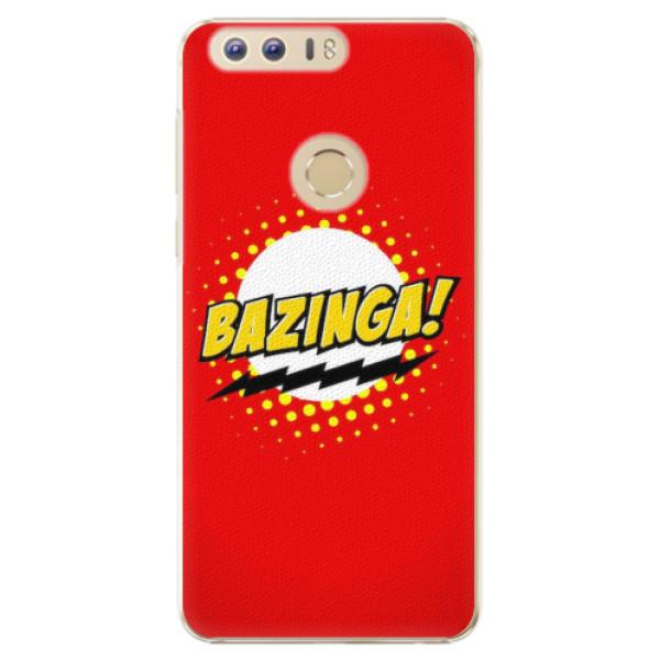 Plastové pouzdro iSaprio - Bazinga 01 - Huawei Honor 8