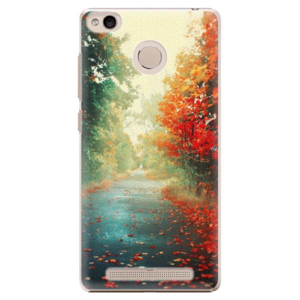 Plastové pouzdro iSaprio - Autumn 03 - Xiaomi Redmi 3S
