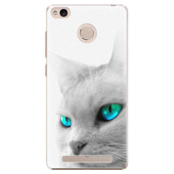 Plastové pouzdro iSaprio - Cats Eyes - Xiaomi Redmi 3S