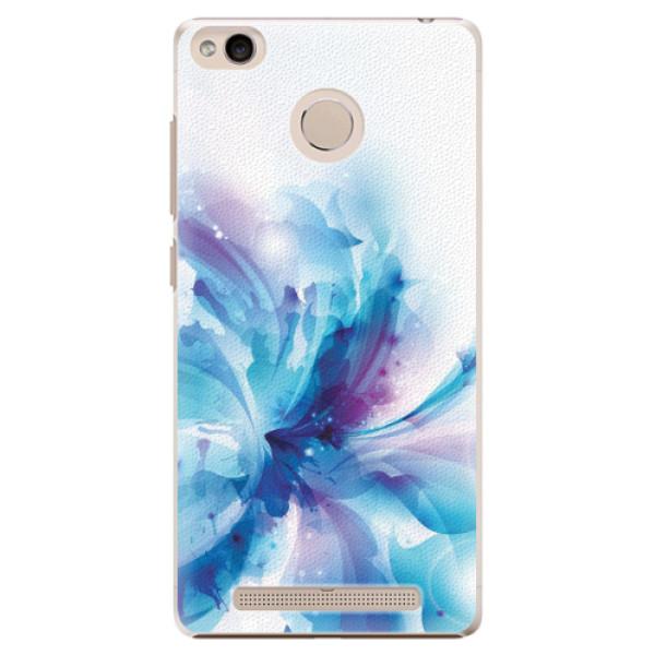 Plastové pouzdro iSaprio - Abstract Flower - Xiaomi Redmi 3S