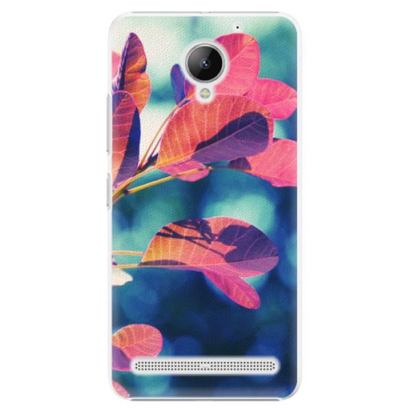 Plastové pouzdro iSaprio - Autumn 01 - Lenovo C2