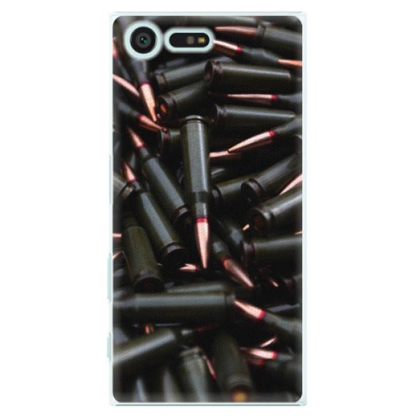 Plastové pouzdro iSaprio - Black Bullet - Sony Xperia X Compact
