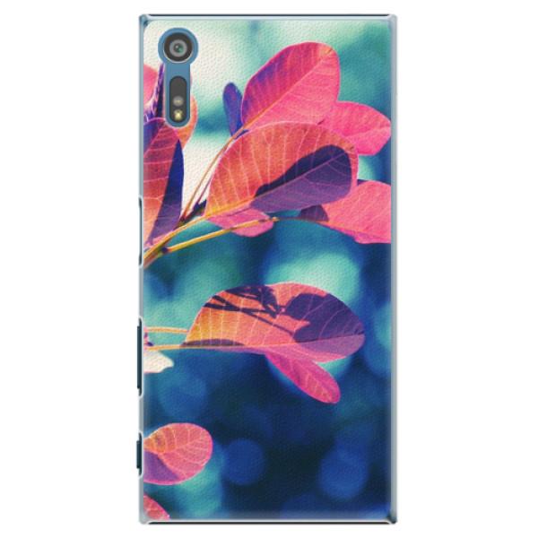 Plastové pouzdro iSaprio - Autumn 01 - Sony Xperia XZ