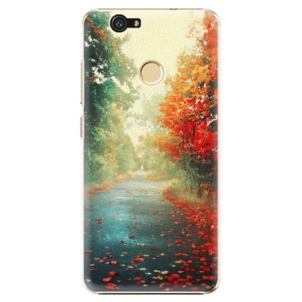 Plastové pouzdro iSaprio - Autumn 03 - Huawei Nova