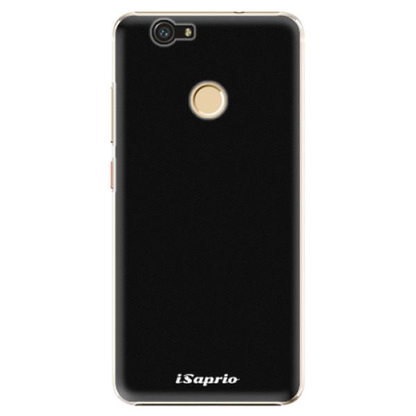 Plastové pouzdro iSaprio - 4Pure - černý - Huawei Nova