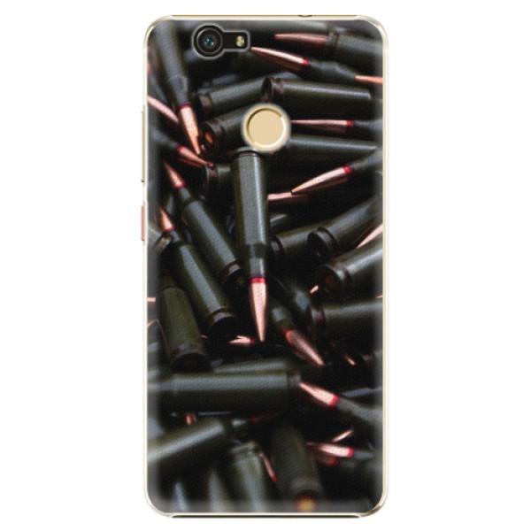 Plastové pouzdro iSaprio - Black Bullet - Huawei Nova