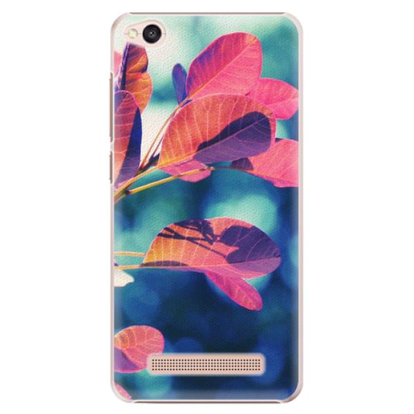 Plastové pouzdro iSaprio - Autumn 01 - Xiaomi Redmi 4A