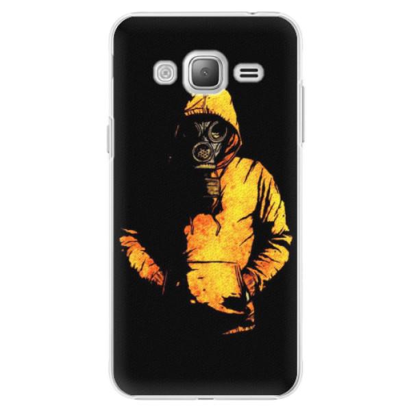 Plastové pouzdro iSaprio - Chemical - Samsung Galaxy J3