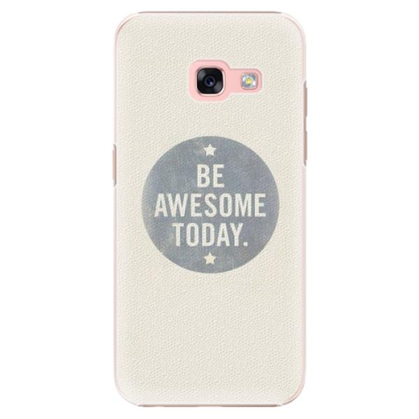 Plastové pouzdro iSaprio - Awesome 02 - Samsung Galaxy A3 2017