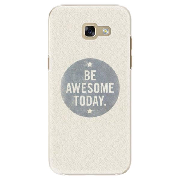 Plastové pouzdro iSaprio - Awesome 02 - Samsung Galaxy A5 2017