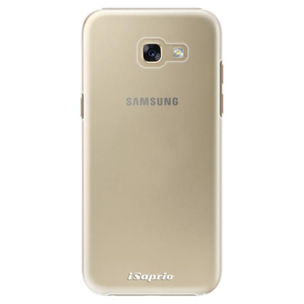 Plastové pouzdro iSaprio - 4Pure - mléčný bez potisku - Samsung Galaxy A5 2017