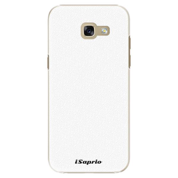 Plastové pouzdro iSaprio - 4Pure - bílý - Samsung Galaxy A5 2017
