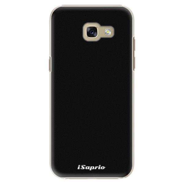 Plastové pouzdro iSaprio - 4Pure - černý - Samsung Galaxy A5 2017