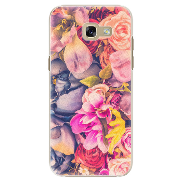 Plastové pouzdro iSaprio - Beauty Flowers - Samsung Galaxy A5 2017