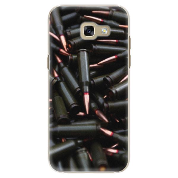 Plastové pouzdro iSaprio - Black Bullet - Samsung Galaxy A5 2017