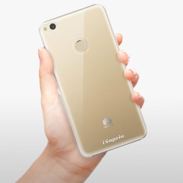 Plastové pouzdro iSaprio - 4Pure - mléčný bez potisku - Huawei P8 Lite 2017
