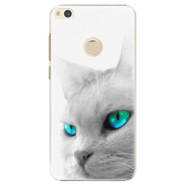 Plastové pouzdro iSaprio - Cats Eyes - Huawei P8 Lite 2017